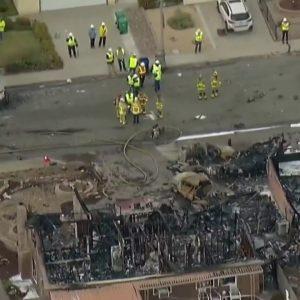At Least 2 Killed In San Diego Plane Crash