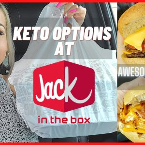 Keto At Jack In The Box | Helpful Fast Food Tips | Keto BUNS!?