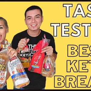 Taste Testing Keto Breads | Which One Is The Best !?